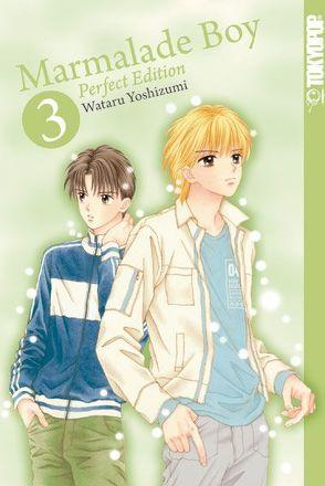 Marmalade Boy 03 von Yoshizumi,  Wataru