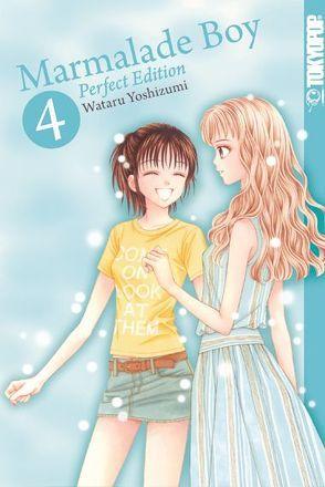 Marmalade Boy 04 von Yoshizumi,  Wataru