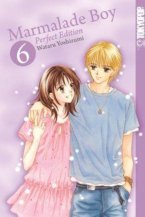 Marmalade Boy 06 von Yoshizumi,  Wataru