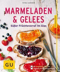 Marmeladen & Gelees von Casparek,  Petra