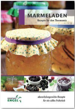 Marmeladen Rezepte geeignet für den Thermomix von Möhrlein-Yilmaz,  Marion