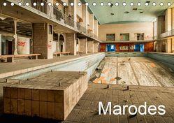 Marodes (Tischkalender 2019 DIN A5 quer) von Webrock-Foto.de