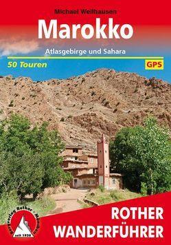 Marokko von Wellhausen,  Michael
