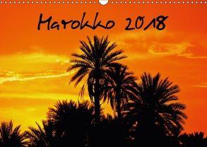Marokko 2018 (Wandkalender 2018 DIN A3 quer) von Seitz,  Michael