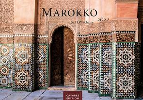 Marokko 2022 L 35x50cm von Schawe,  Heinz-werner