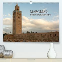 Marokko – Bilder einer Rundreise (Premium, hochwertiger DIN A2 Wandkalender 2020, Kunstdruck in Hochglanz) von Koch,  Hermann