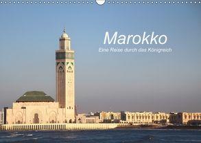 Marokko – Eine Reise durch das Königreich (Wandkalender 2018 DIN A3 quer) von Nerlich,  Cornelia