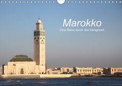Marokko – Eine Reise durch das Königreich (Wandkalender 2019 DIN A4 quer) von Nerlich,  Cornelia