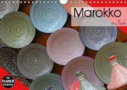 Marokko in Farbe (Wandkalender 2019 DIN A4 quer) von Flori0