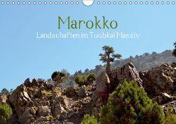 Marokko, Landschaften im Toubkal Massiv (Wandkalender 2019 DIN A4 quer) von Fotokullt