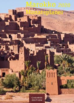 Marokko Monatsplaner 2020 30x42cm von Schawe,  Heinz-werner