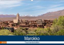 Marokko Traumlandschaften (Wandkalender 2020 DIN A2 quer) von Dürr,  Brigitte