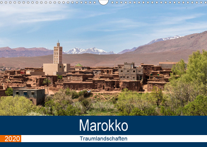 Marokko Traumlandschaften (Wandkalender 2020 DIN A3 quer) von Dürr,  Brigitte