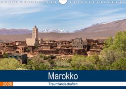 Marokko Traumlandschaften (Wandkalender 2020 DIN A4 quer) von Dürr,  Brigitte