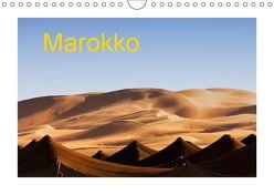 Marokko (Wandkalender 2019 DIN A4 quer) von und Klaus Prediger,  Rosemarie