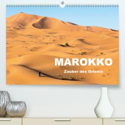 Marokko – Zauber des Orients (Premium, hochwertiger DIN A2 Wandkalender 2020, Kunstdruck in Hochglanz) von Rusch - www.w-rusch.de,  Winfried