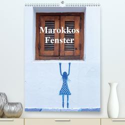 Marokkos Fenster (Premium, hochwertiger DIN A2 Wandkalender 2021, Kunstdruck in Hochglanz) von Rusch - www.w-rusch.de,  Winfried