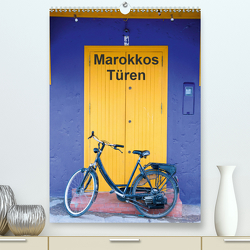 Marokkos Türen (Premium, hochwertiger DIN A2 Wandkalender 2020, Kunstdruck in Hochglanz) von Rusch - www.w-rusch.de,  Winfried