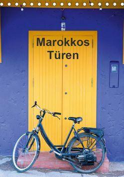 Marokkos Türen (Tischkalender 2019 DIN A5 hoch) von Rusch - www.w-rusch.de,  Winfried