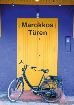 Marokkos Türen (Wandkalender 2019 DIN A2 hoch) von Rusch - www.w-rusch.de,  Winfried