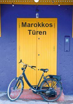 Marokkos Türen (Wandkalender 2019 DIN A3 hoch) von Rusch - www.w-rusch.de,  Winfried