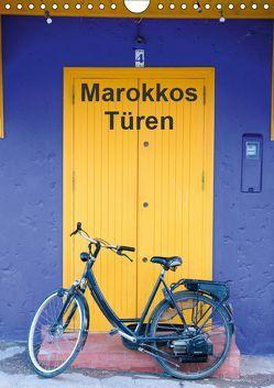 Marokkos Türen (Wandkalender 2019 DIN A4 hoch) von Rusch - www.w-rusch.de,  Winfried