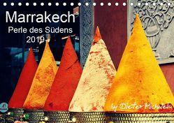 Marrakech – Perle des Südens 2019 (Tischkalender 2019 DIN A5 quer) von Michalek,  Dieter