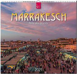 Marrakesch – Perle des Orients von Thien-Franck,  Jochen