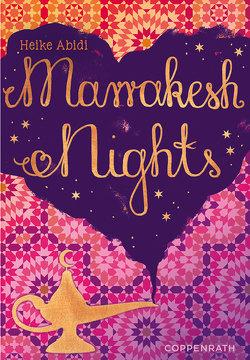 Marrakesh Nights von Abidi,  Heike