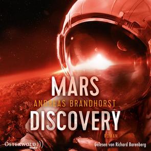 Mars Discovery von Barenberg,  Richard, Brandhorst,  Andreas