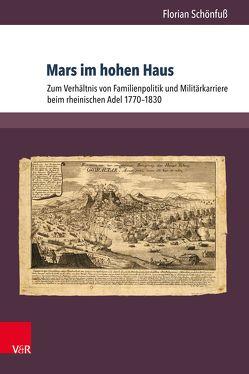 Mars im hohen Haus von Schönfuß,  Florian