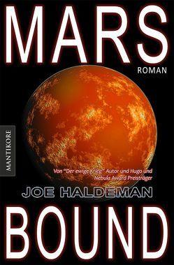 Marsbound (dt. Ausgabe) von Haldeman,  Joe, Mayer,  Daniel