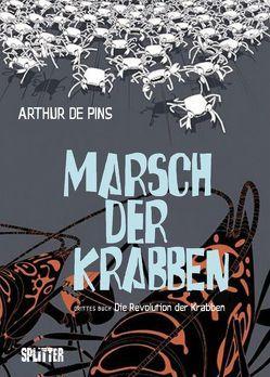 Marsch der Krabben von Pins,  Arthur de