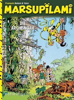 Marsupilami 20: Die Arche Noah von Bâtem, Franquin,  André, Le Comte,  Marcel, Yann