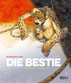 Marsupilami: Die Bestie von Le Comte,  Marcel, Pé,  Frank, Zidrou