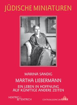 Martha Liebermann von Sandig,  Marina