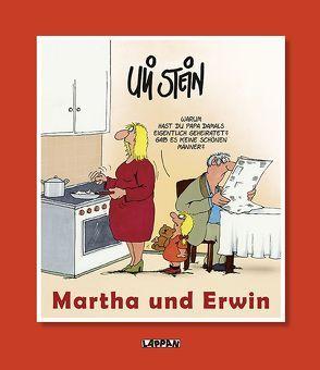 Martha und Erwin von Stein,  Uli