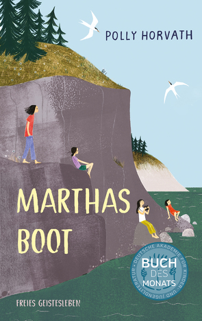 Marthas Boot von Brauner,  Anne, Horvath,  Polly