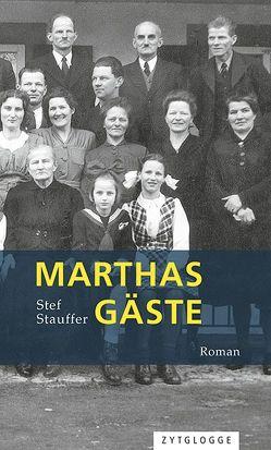Marthas Gäste von Stef,  Stauffer