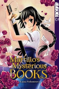 Martillo's Mysterious Books von Velontrova,  Luisa