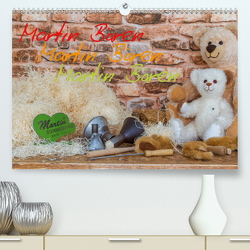 Martin Bären (Premium, hochwertiger DIN A2 Wandkalender 2021, Kunstdruck in Hochglanz) von HeschFoto