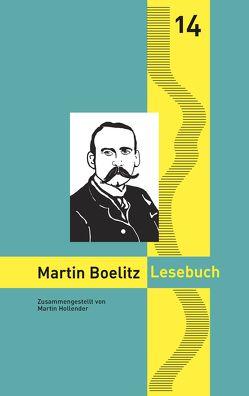 Martin Boelitz Lesebuch von Boelitz,  Martin, Goedden,  Walter, Hollender,  Martin, Stahl,  Enno