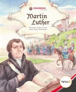 Martin Luther von Frank,  Nelli