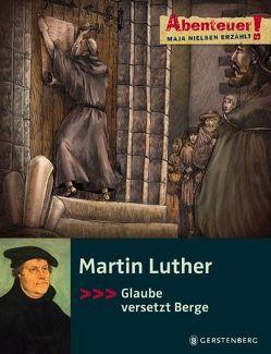Martin Luther von Bernhardi,  Anne, Nielsen,  Maja