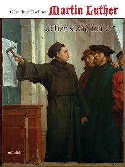 Martin Luther von Elschner,  Géraldine