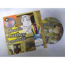 Martin Luther entdeckt von Werner,  Gunther