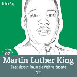 Martin Luther King von App,  Reiner