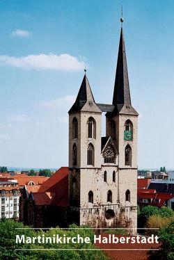 Martinikirche Halberstadt von Neumann,  Helga