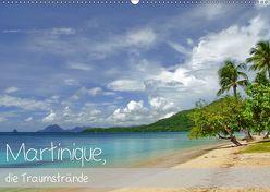 Martinique, die Traumstrände (Wandkalender 2018 DIN A2 quer) von M.Polok,  k.A.