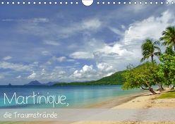 Martinique, die Traumstrände (Wandkalender 2018 DIN A4 quer) von M.Polok,  k.A.